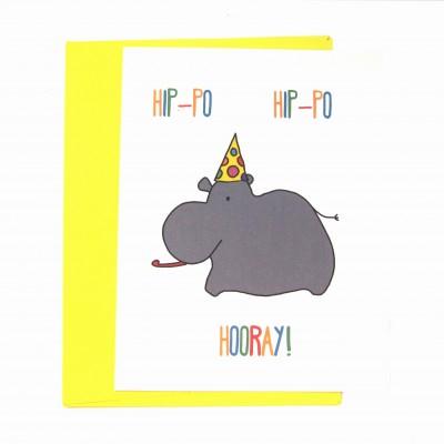 Hip-po Hipp-po Hooray!