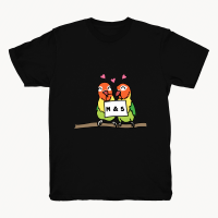 Perfect Lovebird Pair (Couple Tee)