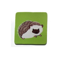 Spike Your Drinks (Hedgehog Coasters) (One Coaster)
