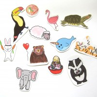 Assorted Stickers (Pack of 20)