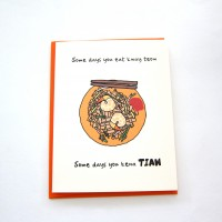 Kena Tiaw (Greeting Card)