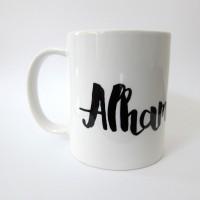 Alhamdulillah Mug