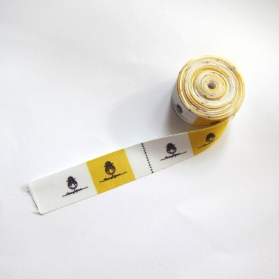 Labels (Polyester)(Centerfold) (20mm x 40mm/15mm x 30mm)