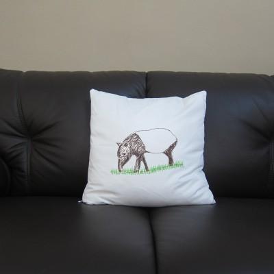 Timid Tapir (Pillow)