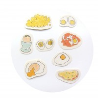 Egg Stickers (Pack of 8)