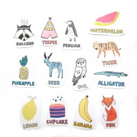 Customized Stickers (Pack of 10)